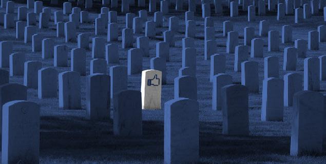 Death in a Digital Era: when goodbye is no longer gone