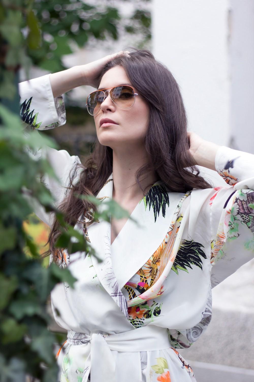 Jovana Zuka : the portrait of a millennial fashion icon