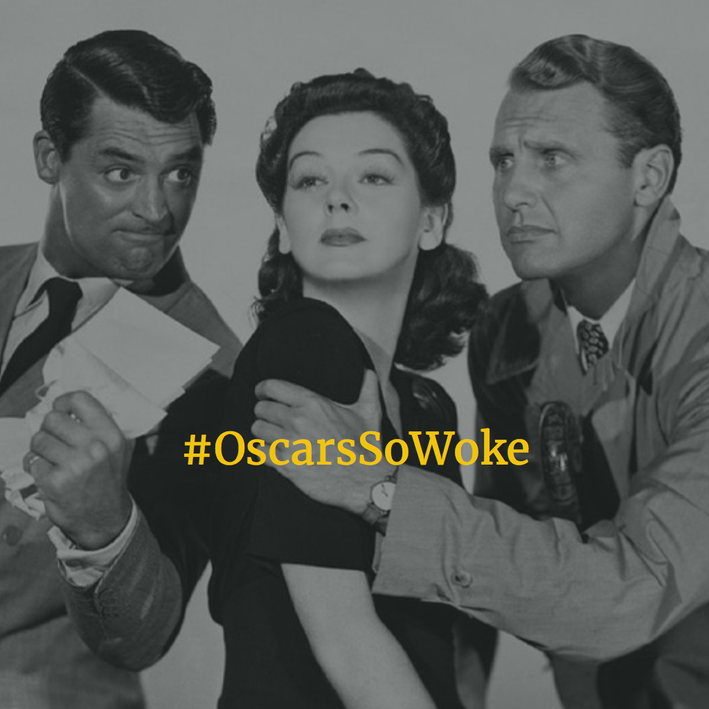 Who's winning what at the Oscars?: #OscarsSoWoke