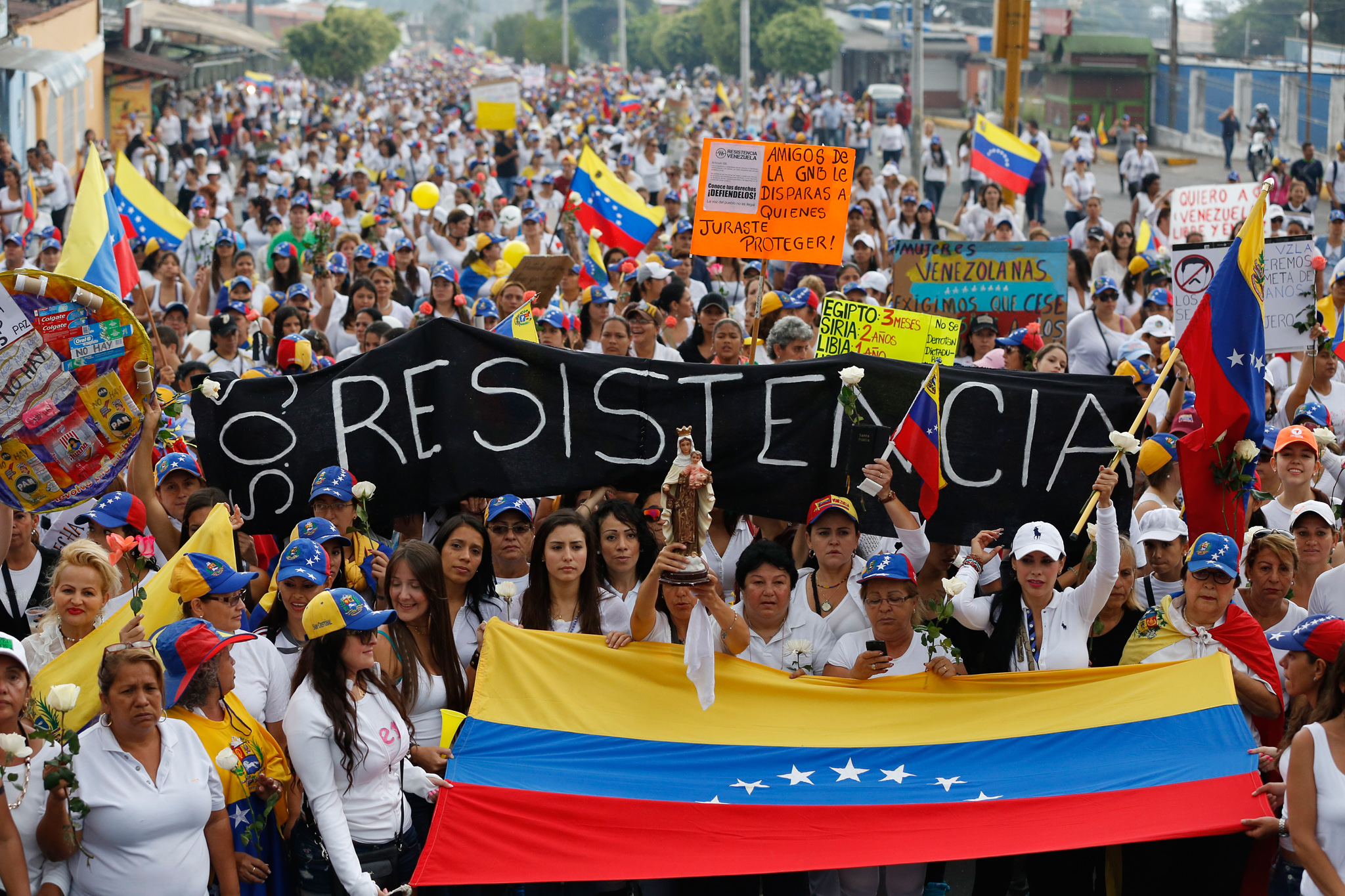 Venezuela: Chronicle of a Death Foretold